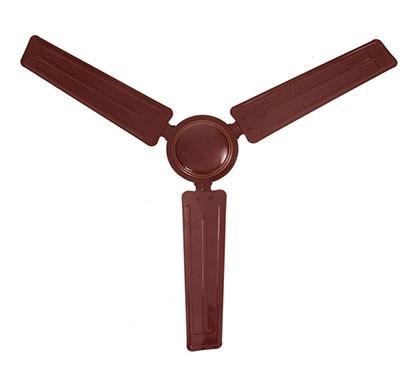 lazer sunny (1200mm) ceiling fan (brown)