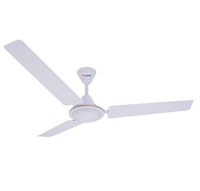 lazer sunny (1200mm) ceiling fan (white)
