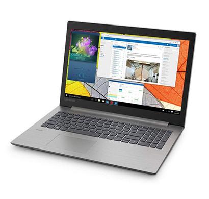 lenovo ideapad 330s (emin) laptop ( i3-7020u/4gb ram/1 tb hdd/window 10 home+ms office 2019/integrated gfx/15.6 fhd ips anti-glare),platinum grey