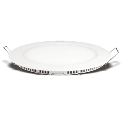 vin luminext rlp 3,round slim panel light 3w, natural white, 2 years warranty