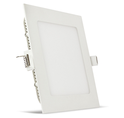 vin luminext slp 3, square slim panel light 3w, white, 2 years warranty