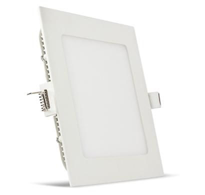 vin luminext slp 6, square slim panel light 6w, white, 2 years warranty