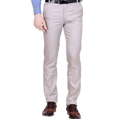 shaurya-f tr-28 regular fit men's beige trousers