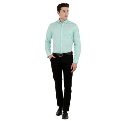 shaurya-f solid men's casual shirt
