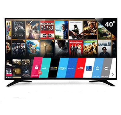 vibgyor 40xxs 102cm (40 inch) full hd led smart tv black