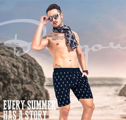 vinson c25298 men's shorts assorted combo (pack 6)