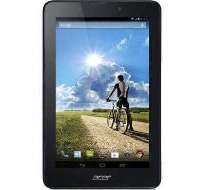 acer iconia a1-713 tablet 8 gb (black & silver)