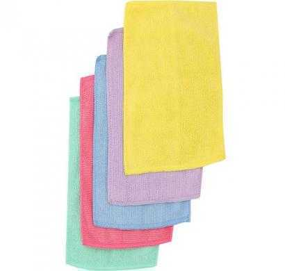 all clean lens cleaner (multicolor) (pack of 5)