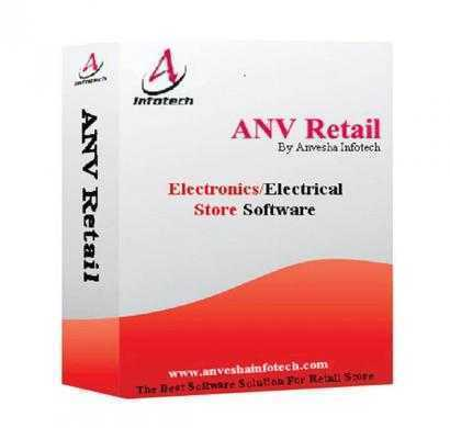 anv retail lifetime accounting electronic store software (enterprises edition)