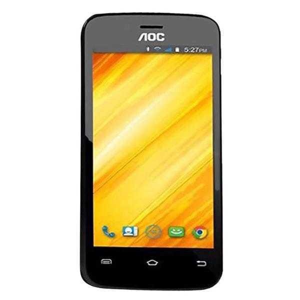 Aoc E40 (4GB, Black)