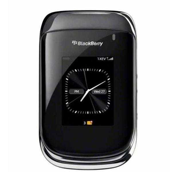 Blackberry Style 9670-Tata