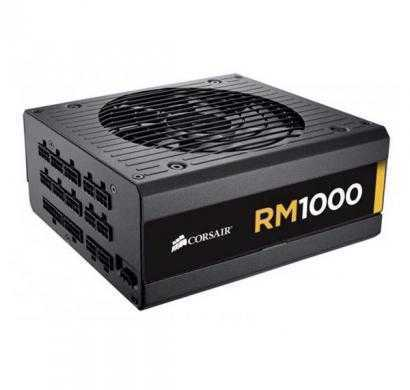 corsair rm series rm1000 - 1000 watt 80 plus gold certified fully modular smps