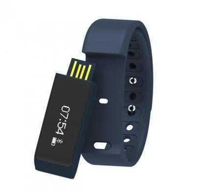 doit smartband - health band and smart watch (blue)