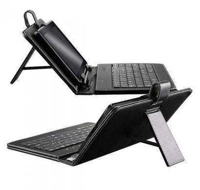ecellstreet keyboard case for ambrane a3-7 plus (black)