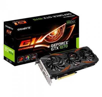 gigabyte geforce gtx 1070 g1 gaming gv-n1070g1 gaming-8gd