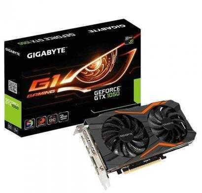 gigabyte geforce gv-n1050g1 gaming-2gd gtx 1050 g1 gaming 2gb graphic card