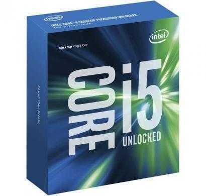 intel core i5 6600k (lga1151 socket, 3.50 ghz turbo boost to 3.90 ghz, 6mb cache)