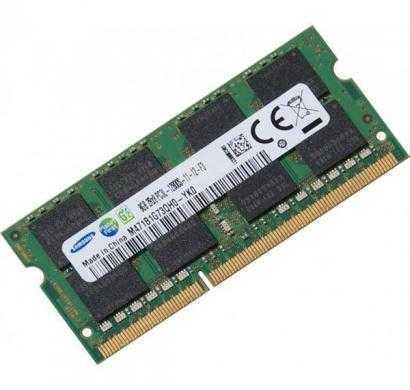 samsung 8gb (pc3l-12800) ddr3l 1.35v 1600 204-pin sodimm laptop memory module m471b1g73bh0-yk0