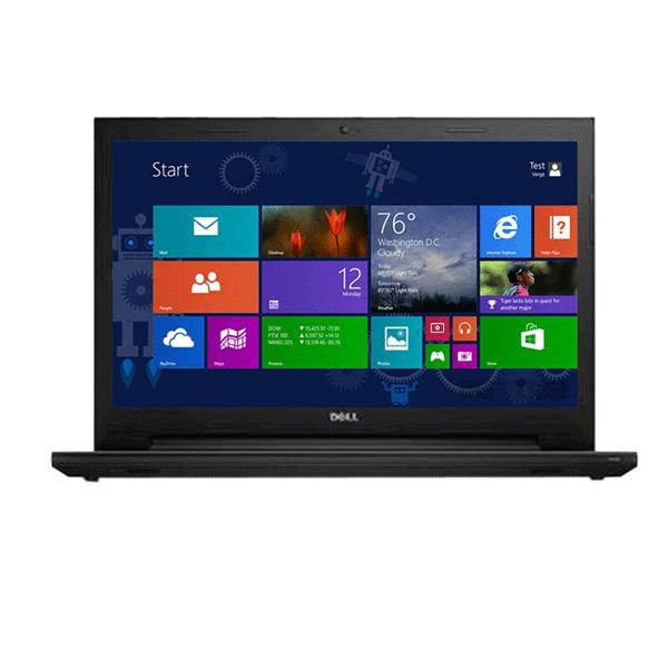 Dell Inspiron 3543 Core i5 5 th Gen/ 4 GB RAM/ Windows 8.1/ 15.6 inch/ Intel HD graphics Black