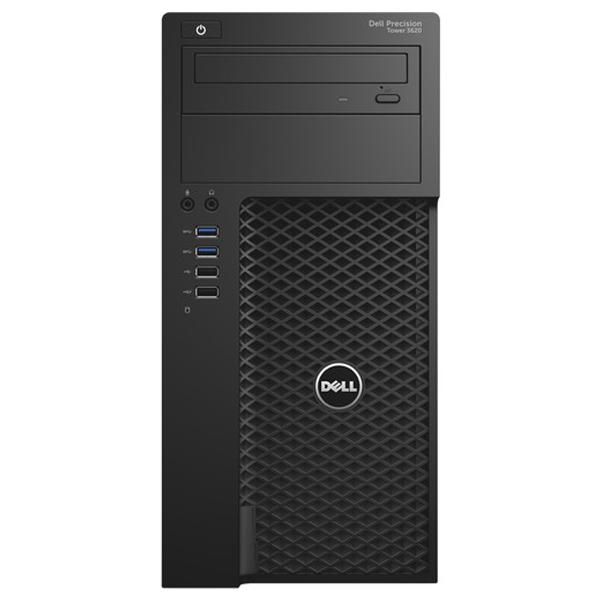 Dell Precision- T3620(Intel Core i7-6700, 16GB, 2TB HDD, Win 10 Pro, DVDRW, 3 Years Warranty)