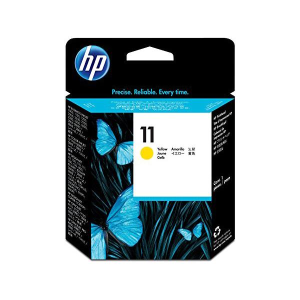 HP No 11 Yellow Ink Cartridge C4838A